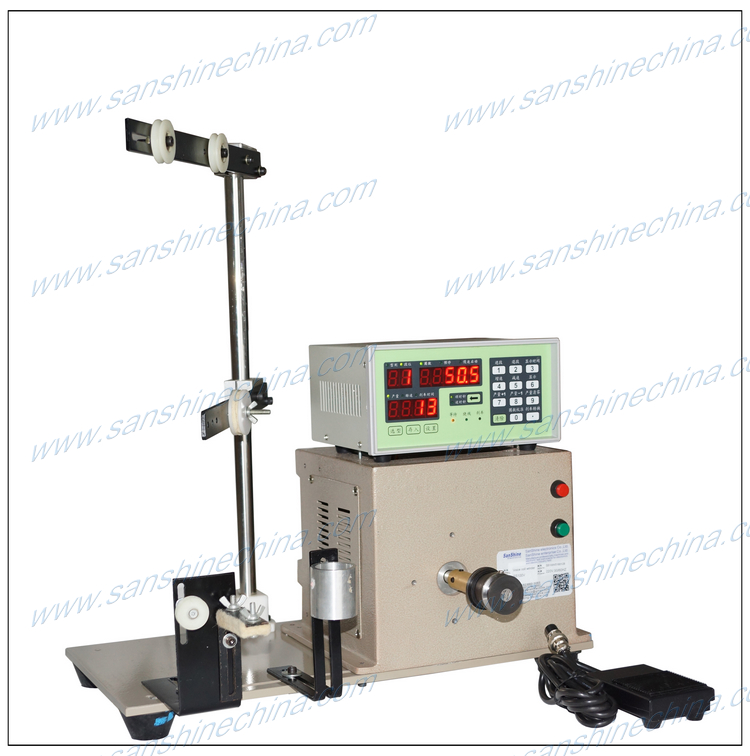 phone coil winding machine