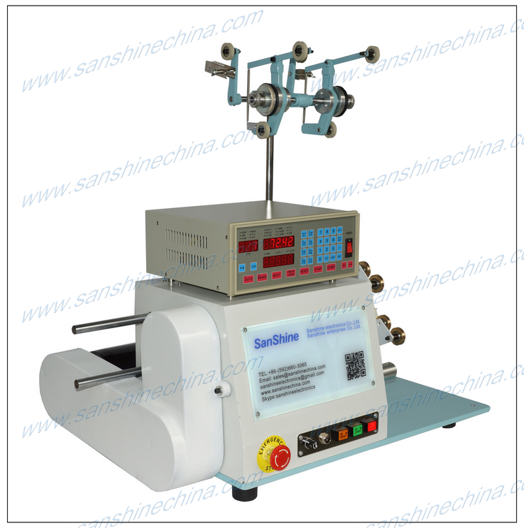 thick wire big coil winding machine