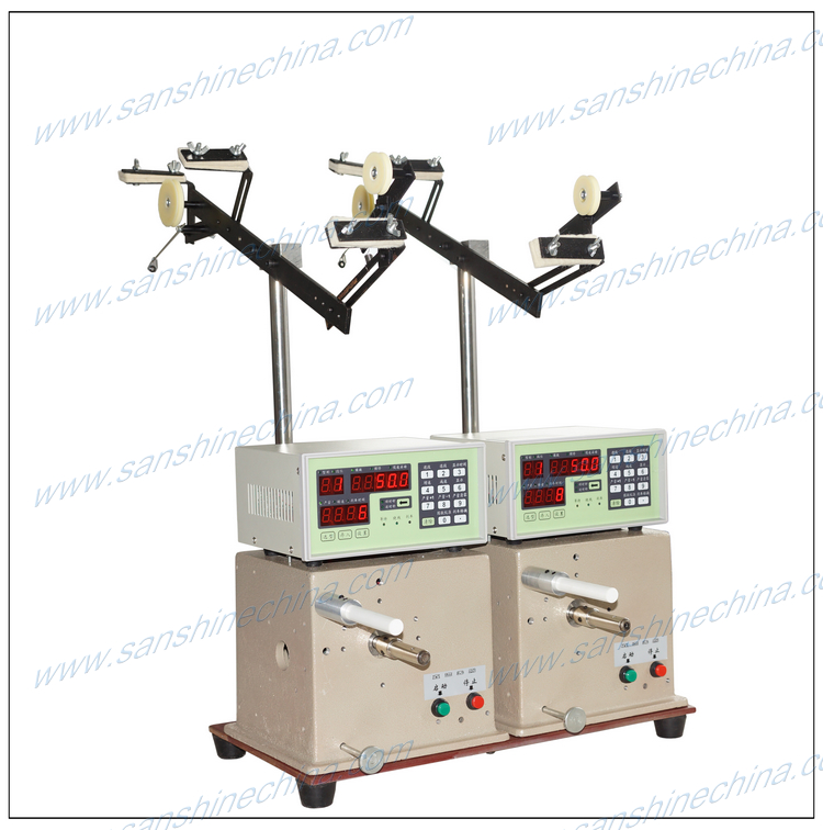 surface mount coil winding machine