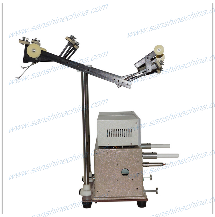 SMD coil winding machine