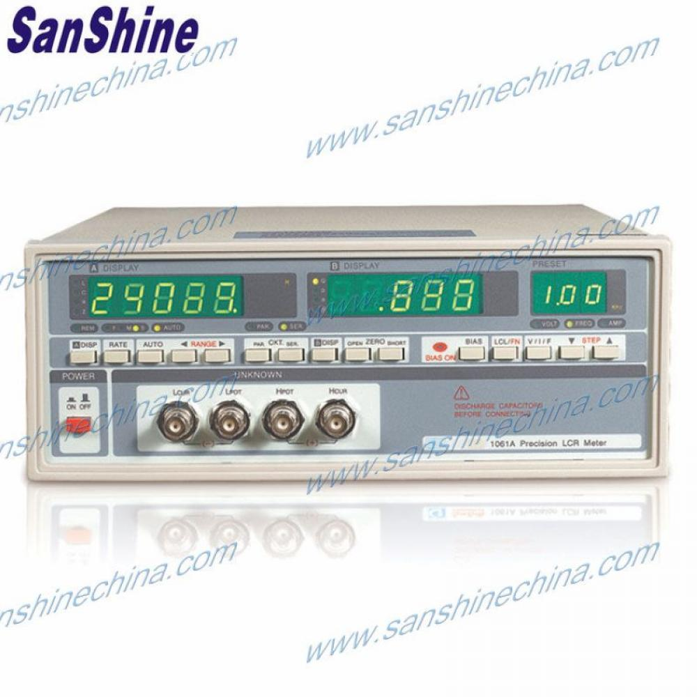 200KHZ high level accuracy digital LCZ LCR meter