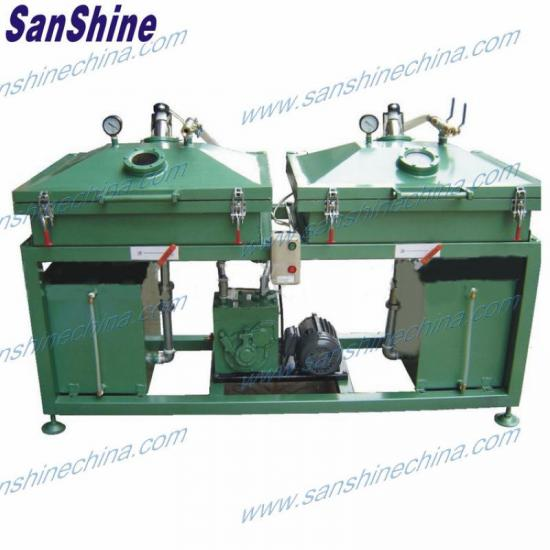 varnish machine