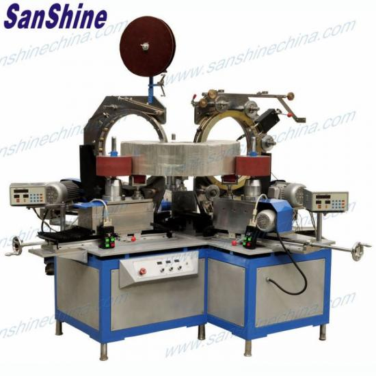 extra toroid transformer winding machine