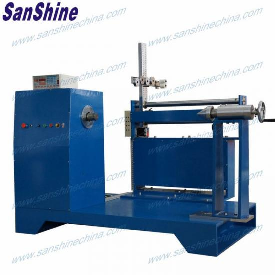power transformer CNC winding machine