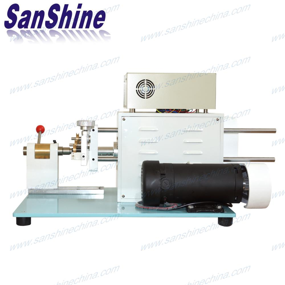 Programable automatic motor stator generator coil winding machine