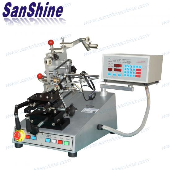 toroidal EMC SMD filter winding machine