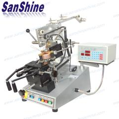 toroidal passive inductor coil winding machine