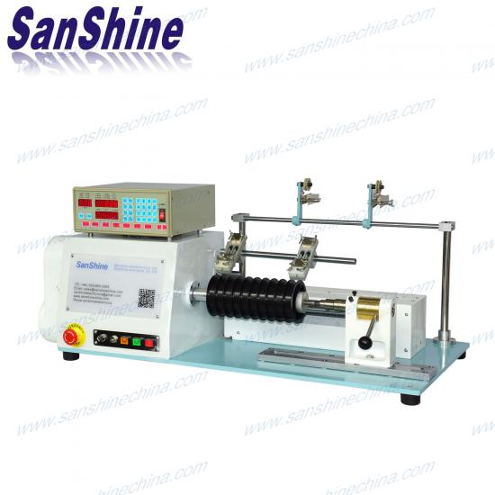 fish net wire rewinding machine