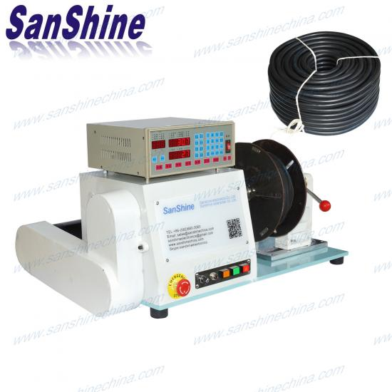 cable rolling rewinding machine