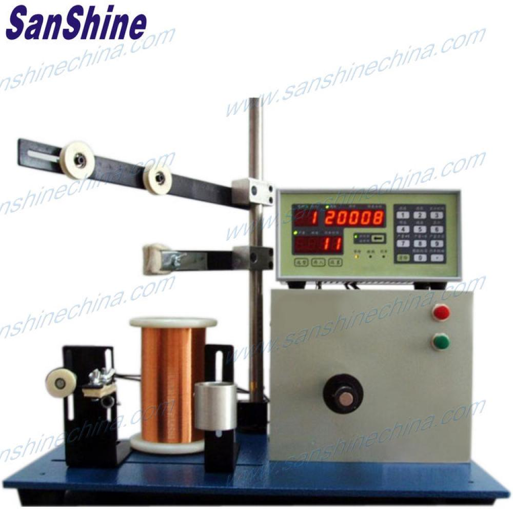 Voice coil winding machine