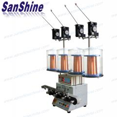 relay coil winding machine