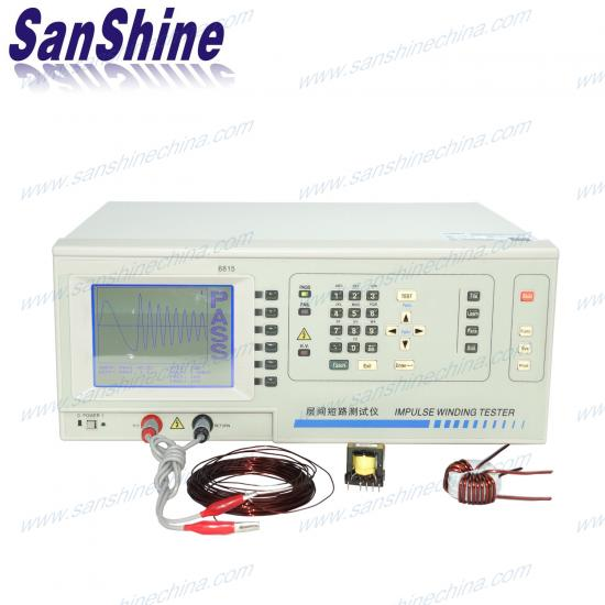 winding turns insulation surge tester