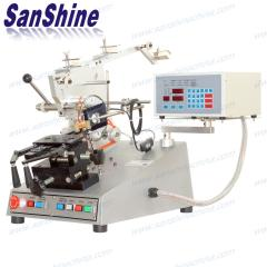 high frequency inductor winding machine