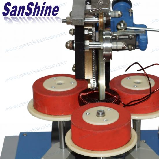 thick wire coil winding shuttle
