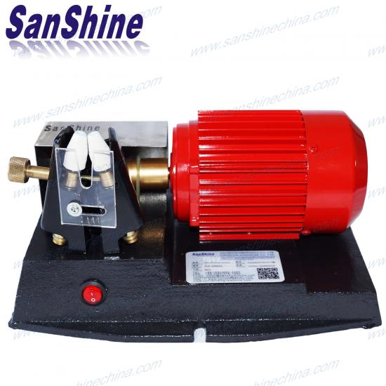 fine enamelled wire stripping machine