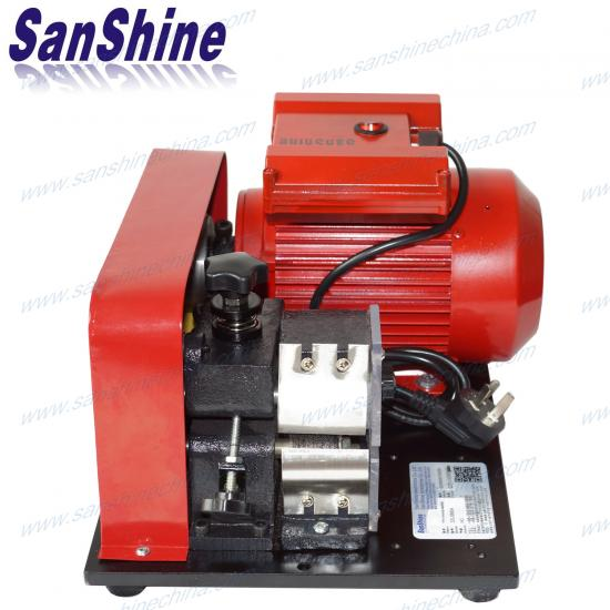 enamelled wire stripping machine