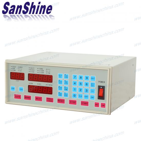 two axis winding machine controller