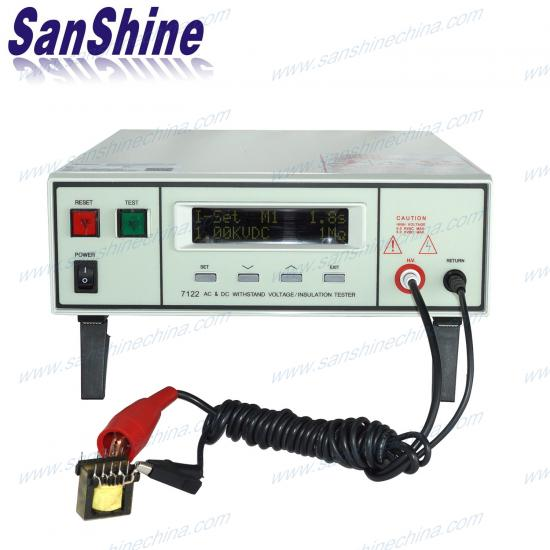 AC DC insulation tester