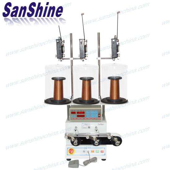 line filter coil winding machine