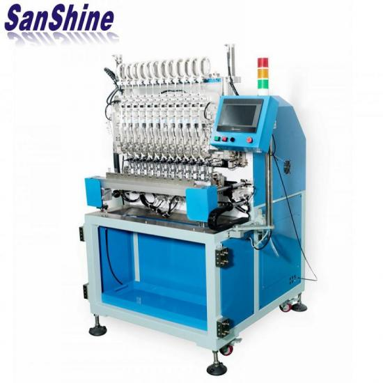 coil winding machinery
